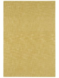 NEW Sketch Rug - Ochre