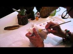 One Fine Day at Cynthia Crane's Pottery - YouTube