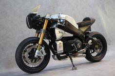 Buell Norton Manx Neoretro ~ Return of the Cafe Racers