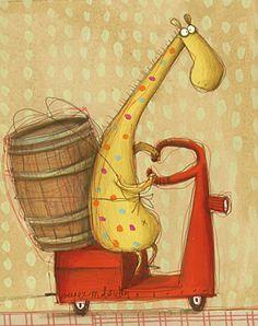illustrator Anna laura Cantone