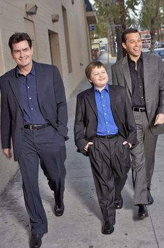 Two And A Half Men... It isn't the same without Charlie Sheen