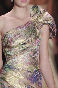 Details at Monique Lhuillier RTW S/S 2011