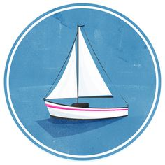 sailboat illustration - Google Search