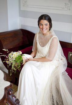 La boda de Belén y Juan en Cantabria | Casilda se casa