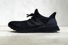 A Closer Look and On-Feet Shots of the adidas Futurecraft With a 3D-Printed Sole…