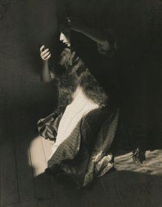 Retrato de lo Eterno, 1935Photographer:Manuel Álvarez Bravo