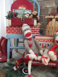 Brookhollow Lane: Vintage Toys