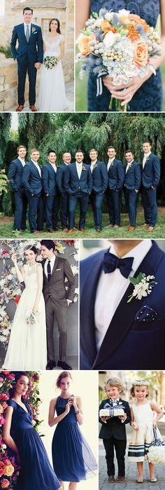 Dark Cove Wedding Inspiration Ideas for Brides + Grooms
