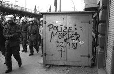 Berlin | Streets. Hausbesetzer-Graffiti in Berlin, 1980-1984