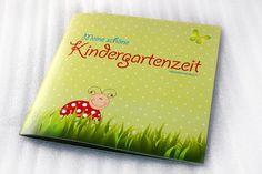 Weiteres - Kindergarten-Erinnerungsbuch - ein Designerstück von KUNST-WERK- bei DaWanda