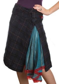 highland fling skirt