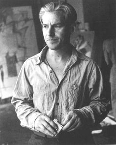 Willem de Kooning (April 24, 1904 – March 19, 1997) was a Dutch American abstract expressionist artist who was born in Rotterdam, the Netherlands. In the post-World War II era, de Kooning painted in a style that came to be referred to as Abstract expressionism or Action painting, and was part of a group of artists that came to be known as the New York School. -Wiki http://en.wikipedia.org/wiki/Willem_de_Kooning