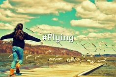 https://flic.kr/p/w2Xn2h | Flickr Friday: #Flying | Although we human beings don't have wings, we still could be flying into the air, by the assistance of some magical machines, or just by our mind.   This is the theme for our #FlickrFriday this week: #Flying. Take your best shot and share it to our Flickr Friday group pool before the next Friday. We will feature our best favorites in the Flickr Blog in the next week.  www.flickr.com/groups/flickrfriday  Photo CC by Ben Rea…