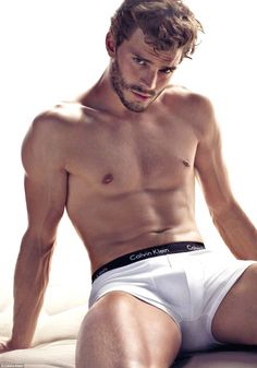 Jamie Dornan started his career as a model, making his name posing in tight, white pants w...