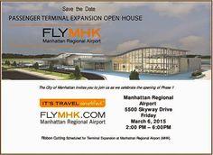 Abilene Kansas App News Center: Manhattan Regional Airport Open House