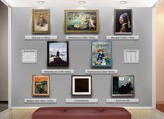 """""""Una experencia como ninguna otra"""" -- The NY Times. Art Authority para iPad te transporta a un museo de arte fascinante, repleto de obras de más de 1.000 de los artistas más grandes del mundo occidental, desde la antigüedad hasta nuetros días."""