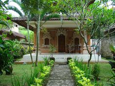 Guest house in Ubud, Bali