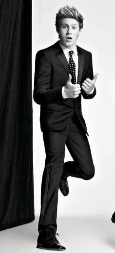 My handsome fave. #NiallHoran