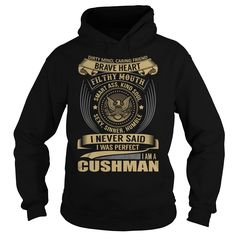 CUSHMAN Last Name, Surname T-Shirt