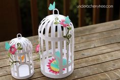 Patricia's Birdcage | Under A Cherry Tree