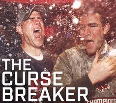 Theo Epstein - Curse Breaker