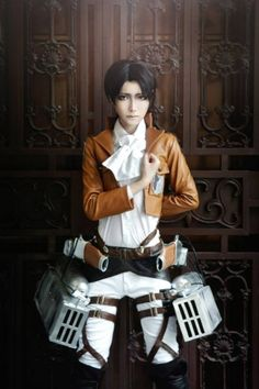Amazing Attack On Titan Cosplay Pictures By King X Mon Comic Con Anime