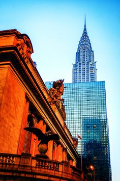 Chrysler Building NYC..