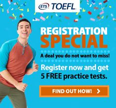 Test Practice and Preparation | The TOEFL® Test https://www.youtube.com/playlist?list=PLneKE8RzKfcmNmfiq5s6GsRSi9vyPx9jS