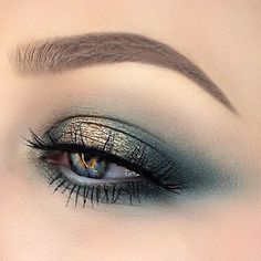 Cool Bronzed Eye.