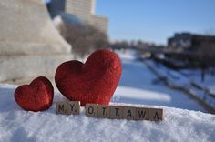 Hearts on ice by Tjololo Photo, via Flickr  wwww.flickr.com/tjololo_photo