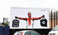 """Joli détournement :) """"Le projet « Brandalism » réuni 25 street artists venus de pays différents autour d'une seule idée : une énorme campagne d'affichage subversive qui détourne les codes de notre société consumériste. Et quoi de mieux comme support que les panneaux d'affichages ? Un projet de grande ampleur puisque les panneaux d'affichages de Manchester, Birmingham, Leeds, Bristol et Londres ont été détournés !"""""""