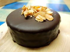 Gluten-free Flourless Chocolate Cake from Noble Sandwich Co.