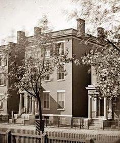 Robert E. Lee's Richmond Home