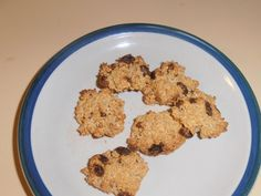 Attack / Protein - Goji Biscuits Dukan Diet Recipe