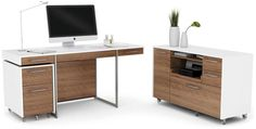 LA Modern Furniture - Contact LaContempo and buy unique style of modern contemporary furniture at affordable prices. We offer sofas, bedroom and dining room furniture in Los Angeles. Contemporary Desk, Modern Desk, Apartment Furniture, Home Office Furniture, Rustic Furniture, Furniture Ideas, Metal Furniture, Bedroom Furniture, Mobiles