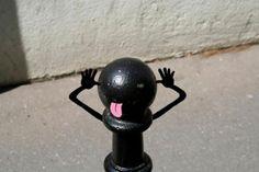 Funny Street Art By Sandrine Boulet