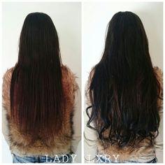 Deze dame wou graag voller en langer haar. Er zitten 5 banen in. Ongeveer 170 gram LADY LXRY HAAR 60 cm. Het is bijgekbipt en onderin zit een mooie slag. Doordat het eigen haar verschilt qua kleur is er een mooi highlights effect ontstaan.  #braid #brunette #enschede #extensions #haarweave #haarextensions #hengelo #hairextensions #hairweave #hairweave #haarverlenging #instahair #longhair #langhaar #ladylxryhaar #ladylxry #makeover #Overijssel #twente #virginhaar #virginhair #volume…