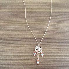 Yeni Rose kolyemiz  #miyuki #perlesmiyuki #miyukidelica #bayanaksesuar #aksesuar #accessories #takı #kolye #miyukikolye #designerjewelry #design #handmade #handmadejewellery