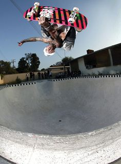 A picture of Duane Peters (original bad ass known as the master of disaster, skateboarding and punk rock legend) destroying Kelly's Pool, taken by J. Grant Brittain. find it at: http://jgrantbrittain.com/portfolio/skate/22-Duane%20Peters,%20Kelly's%20Pool,%20OC.jpg