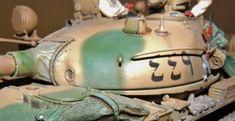 """Ed Okun """"Modeling Military History"""": Egyptian in 1973 Yom Kippur War/ Trumpeter T 62, Yom Kippur, Military History, Egyptian, Modeling, War, Modeling Photography, Models"""