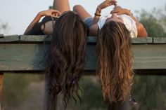 never wanting to lose your best friend - just girly things Bff Pictures, Best Friend Pictures, Friend Photos, Friendship Pictures, Best Friend Fotos, Foto Best Friend, Teen Dictionary, Best Friend Photography, Sister Photography