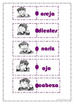 How You Can Learn Spanish Better Through the Arts Spanish Teaching Resources, Spanish Activities, Teacher Resources, Spanish Basics, Spanish Lessons, Spanish Teacher, Spanish Classroom, Body Parts In Spanish, Five Senses Preschool