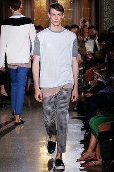 No. 21 | Spring 2015 Menswear Collection | Style.com