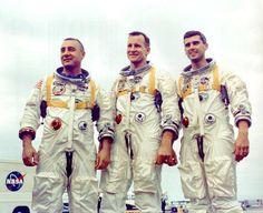 Apollo 1 One, Gus Grissom, Edward White, Roger Chaffee 1967
