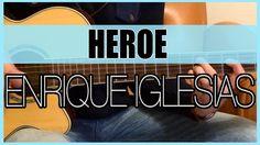 Como tocar - Heroe de Enrique Iglesias - Tutorial Guitarra (HD)
