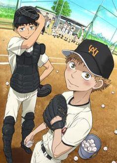 Anime Lyrics dot Com - Anime - Ookiku Furikabutte Free Episodes, Anime Episodes, Manga Art, Anime Art, Anime Sites, Baseball Anime, Cartoon Crossovers, Anime Music, Popular Anime