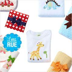 3 Marthas Baby Gifts #LittleRue