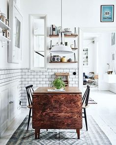 """Polubienia: 986, komentarze: 7 – S T I L T J E (@stiltje.se) na Instagramie: """"Get ready for wild dinners. Tile the dining area. Super for flying carrot pure . This picture also…"""""""