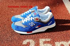 Men's And Women's New Balance 1600 Running Shoes Suede 1:1 CM1600BB|only US$75.00 - follow me to pick up couopons.