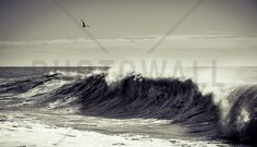 Breaking Wave - Tapetit / tapetti - Photowall